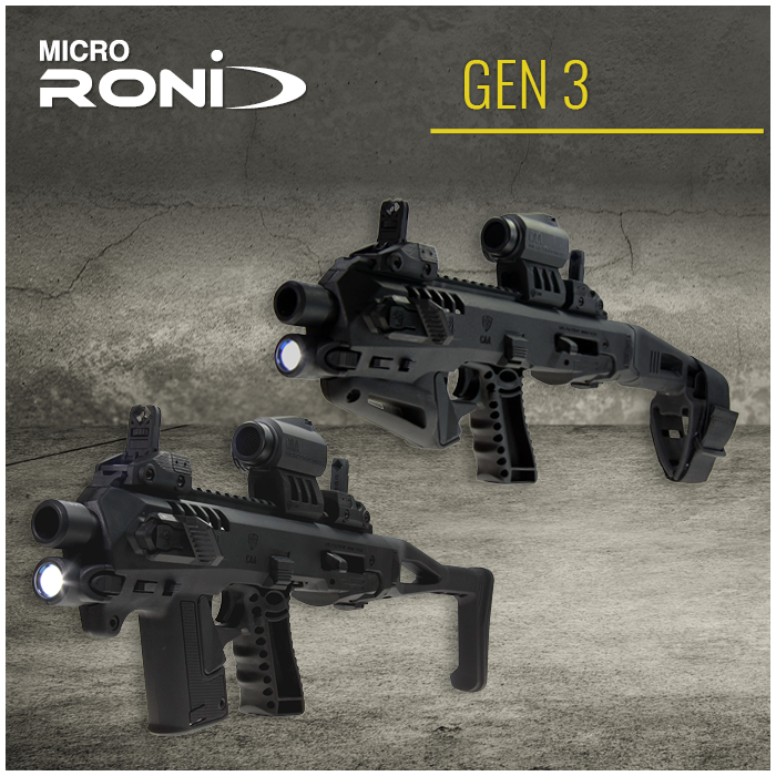 Micro Roni Gen 3